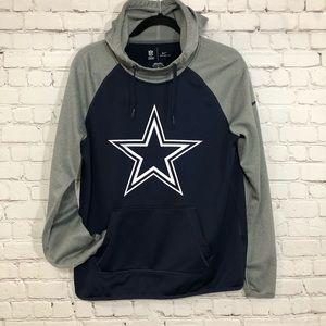 [NFL] women's Dallas Cowboys Hoodie
